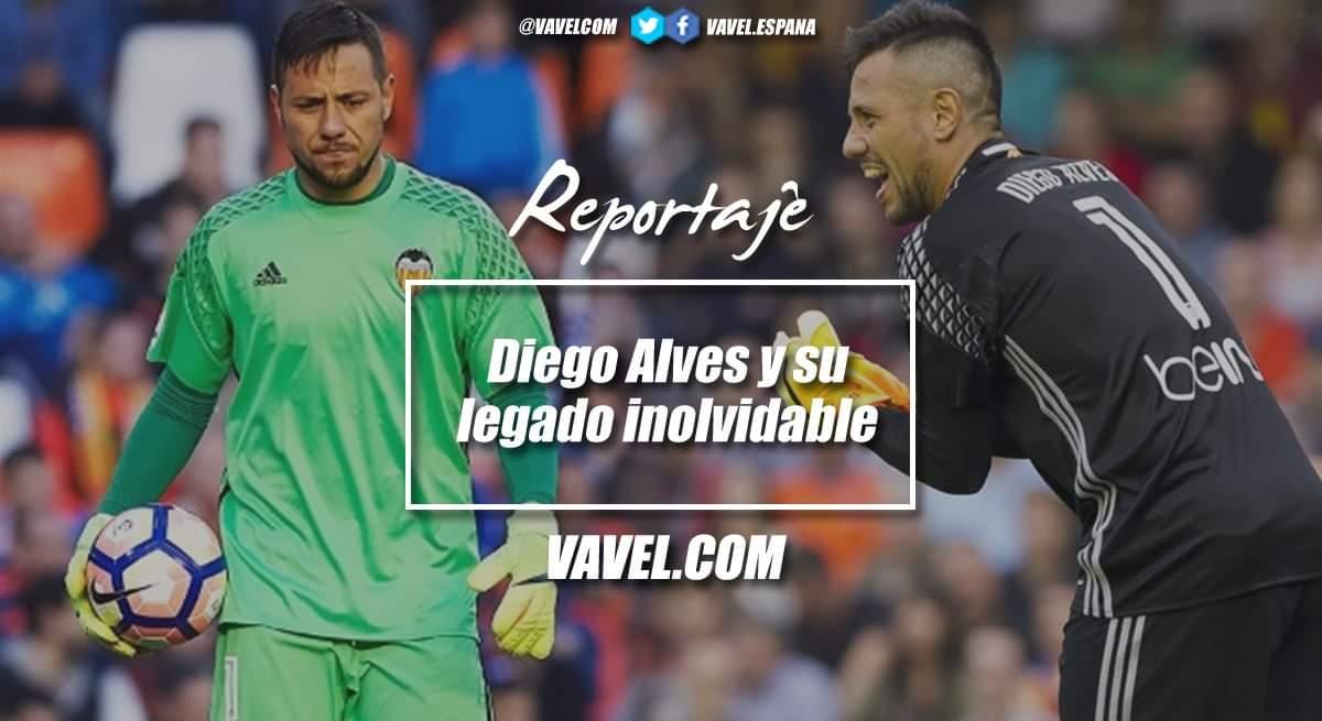 Diego Alves y su legado inolvidable