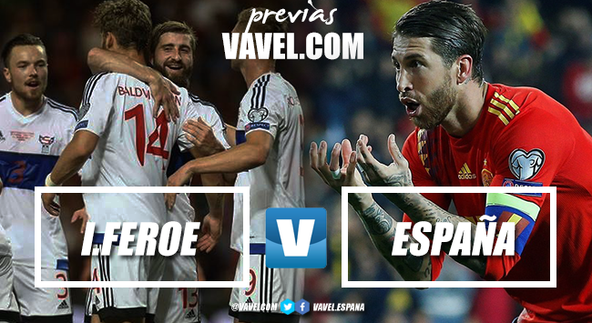 Previa Islas Feroe vs España: objetivo, seguir a la cabeza del grupo
