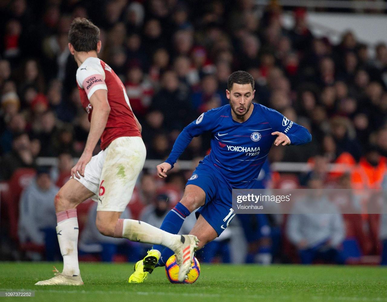 Chelsea: de novo na final