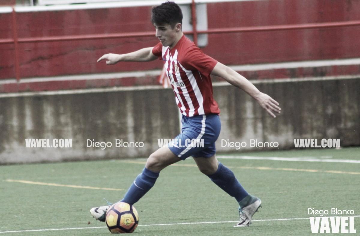 El cadete David Argüelles es convocado con la Selección Sub-16