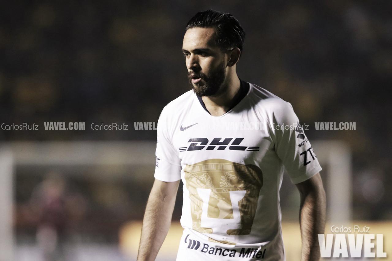 Luis Quintana, elegible para jugar ante Querétaro