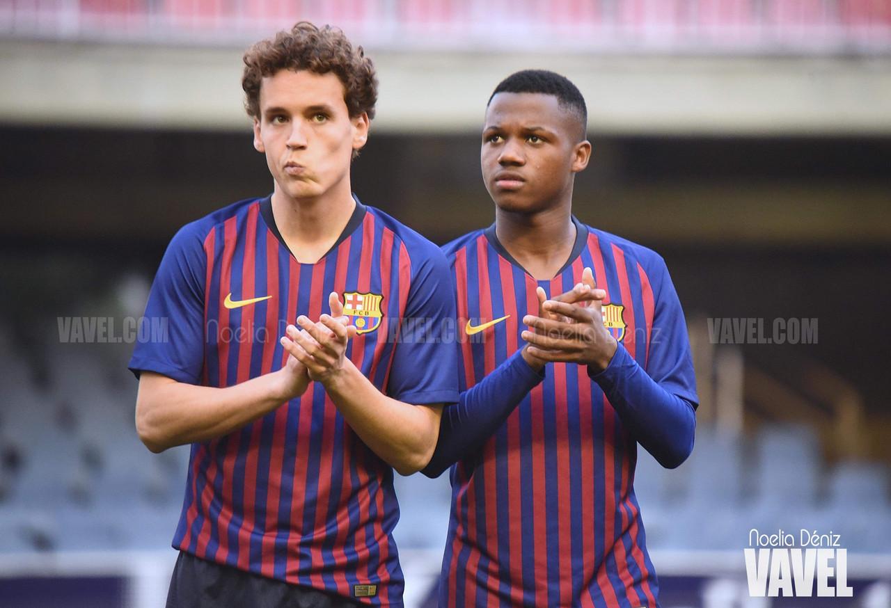 Previa Juvenil A FCB vs. Olympique Lyon: el último escollo antes de la 'final four'