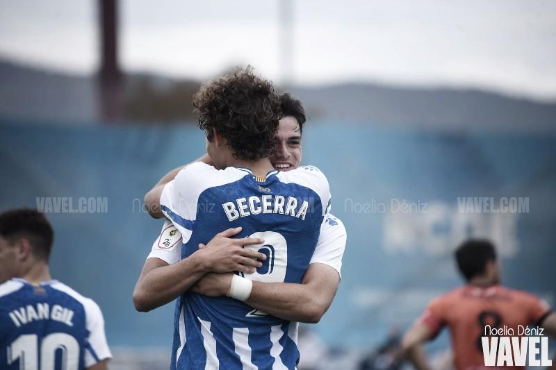 El Espanyol B vence al Atzeneta y se mantiene en Segunda RFEF
