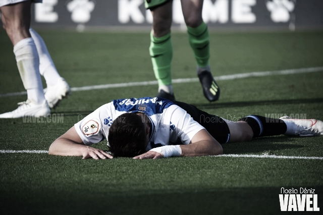 El Espanyol B empata a 0 ante la Peña Deportiva y se complica la vida