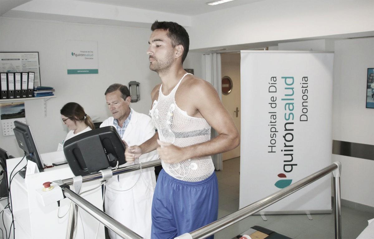 Los jugadores unionistas pasan el reconocimiento médico