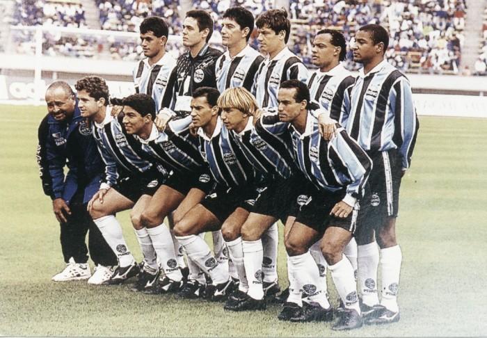 Recordar é viver: Há 21 anos, Grêmio goleava Independiente e se tornava Campeão da Recopa