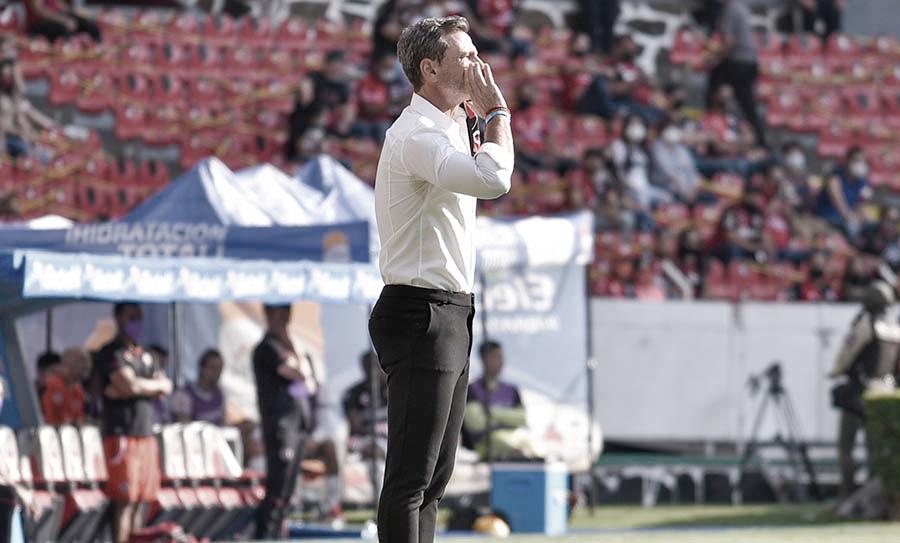 """Diego Cocca: """"Queríamos que la gente de Atlas venga y vea ganar a su equipo"""""""