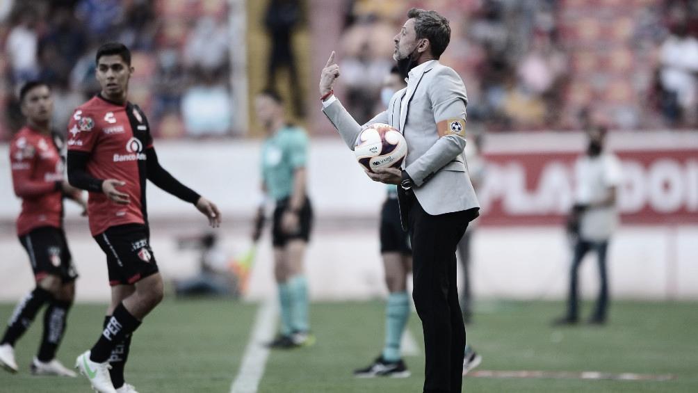 """Diego Cocca: """"Mi equipo va entrar a soñar y creer"""""""