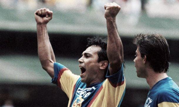 El único título de Hugo Sánchez con América
