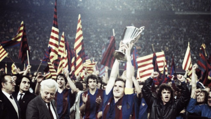 Recordando la Recopa de Europa de 1979