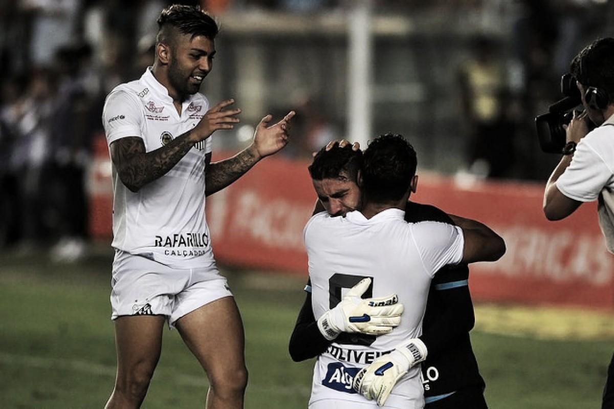 Recordar é viver: Santos vence Palmeiras e avança para final do Paulista de 2016