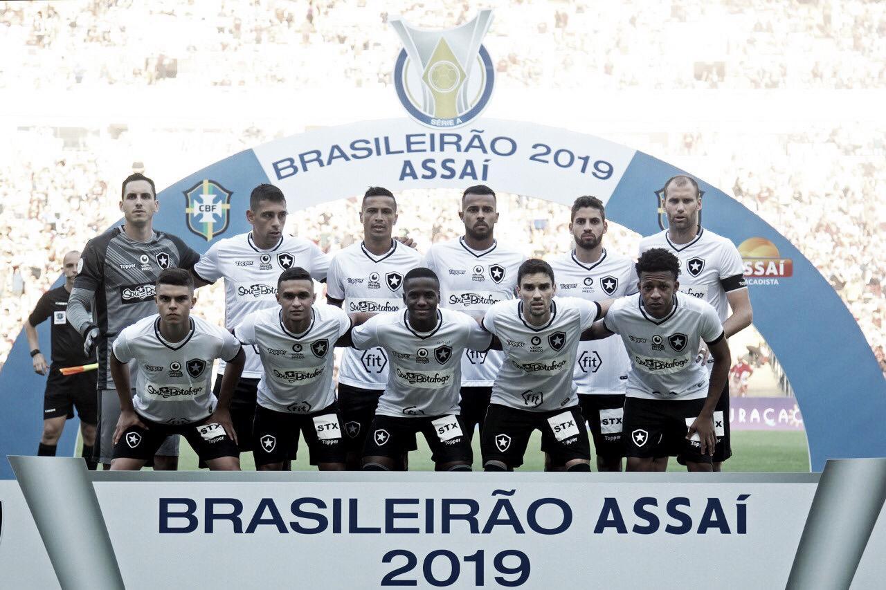 Com 75% de aproveitamento, Botafogo tem seu melhor início no Brasileirão desde 2007