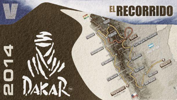 Dakar 2014: recorrido con etapas disociadas, maratones, más dureza y más desierto
