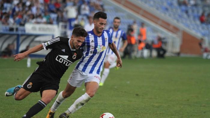 RB Linense - Recreativo de Huelva: la Línea de salida