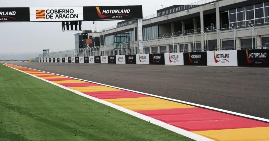 El Gran Premio de Aragón 2020 será a puerta cerrada
