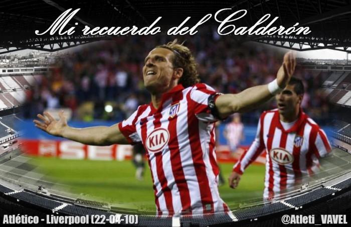 Mi recuerdo del Calderón: la noche en la que el Atlético volvió a ser grande