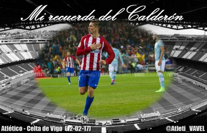 Mi Recuerdo del Calderón: cuando la fe volvió a re ...