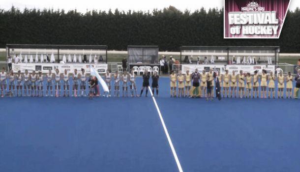 Las Leonas debutaron con una victoria en el Seis Naciones