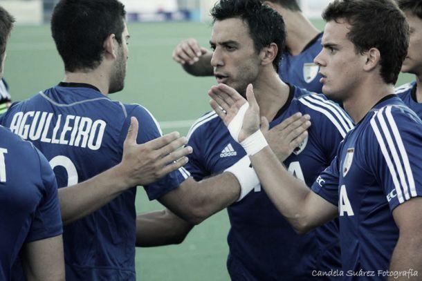 Hockey: triunfo de los dos seleccionados argentinos para ganar su serie