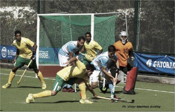 Hockey: Argentina sigue goleando en los Odesur