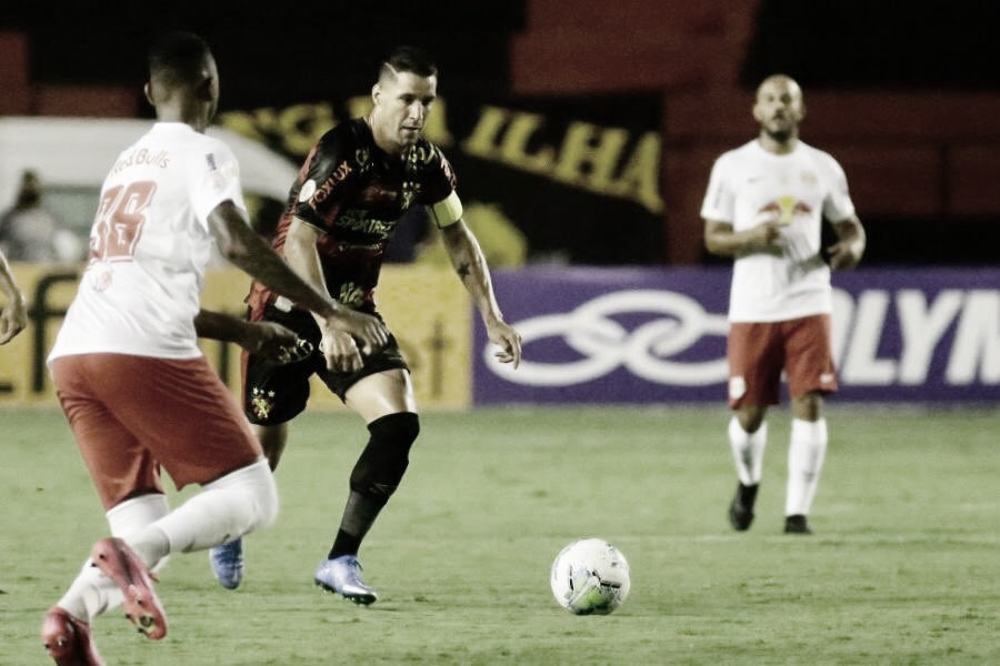 Bragantino domina, mas Sport garante empate importante na Ilha do Retiro