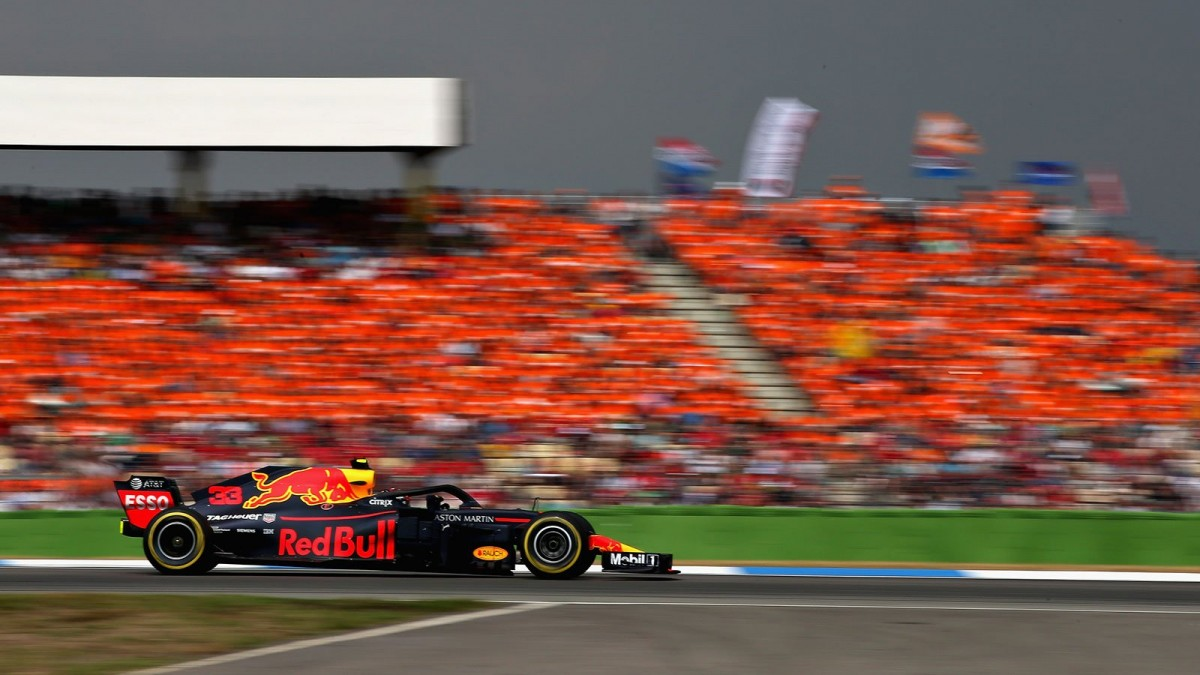 F1 Gp Germania, che delusione la Red Bull