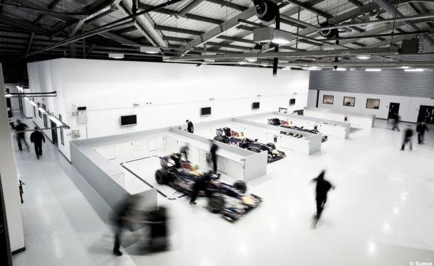 Red Bull desarollará la electrónica y los elementos de recuperación de energía en 2015