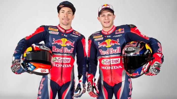 Superbike, Honda e Red Bull insieme per vincere