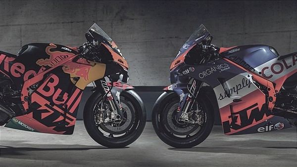 Red Bull KTM anuncia su parrilla para 2021
