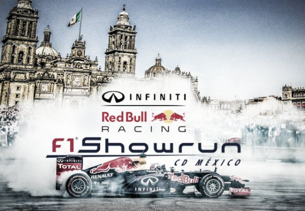 Red Bull correrá por las calles de México