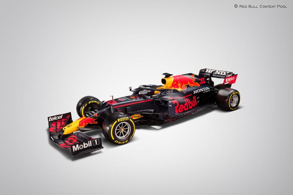 Red Bull presenta el RB16B, su aspirante al título de 2021
