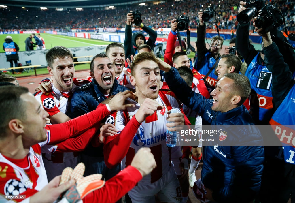 Red Star Belgrade 2-0 Liverpool: Heroic Belgrade embarrass woeful Reds