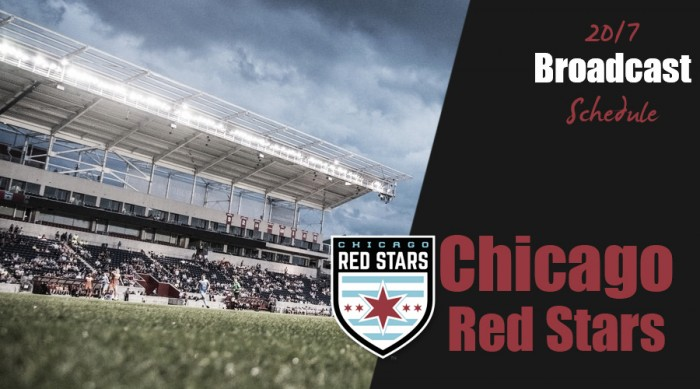 Chicago Red Stars to be featured in 6 Game of the Week Broadcasts