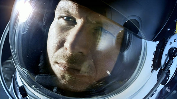 "Felix Baumgartner, el ""hombre pájaro"" de Red Bull"