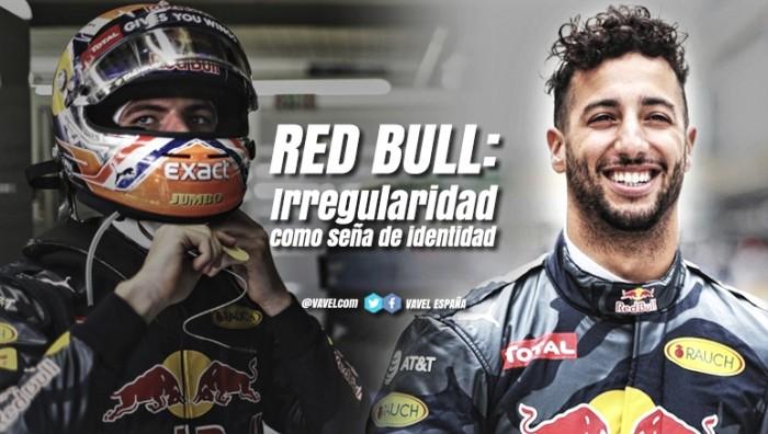 Red Bull: La ejemplificación perfecta de la irregularidad