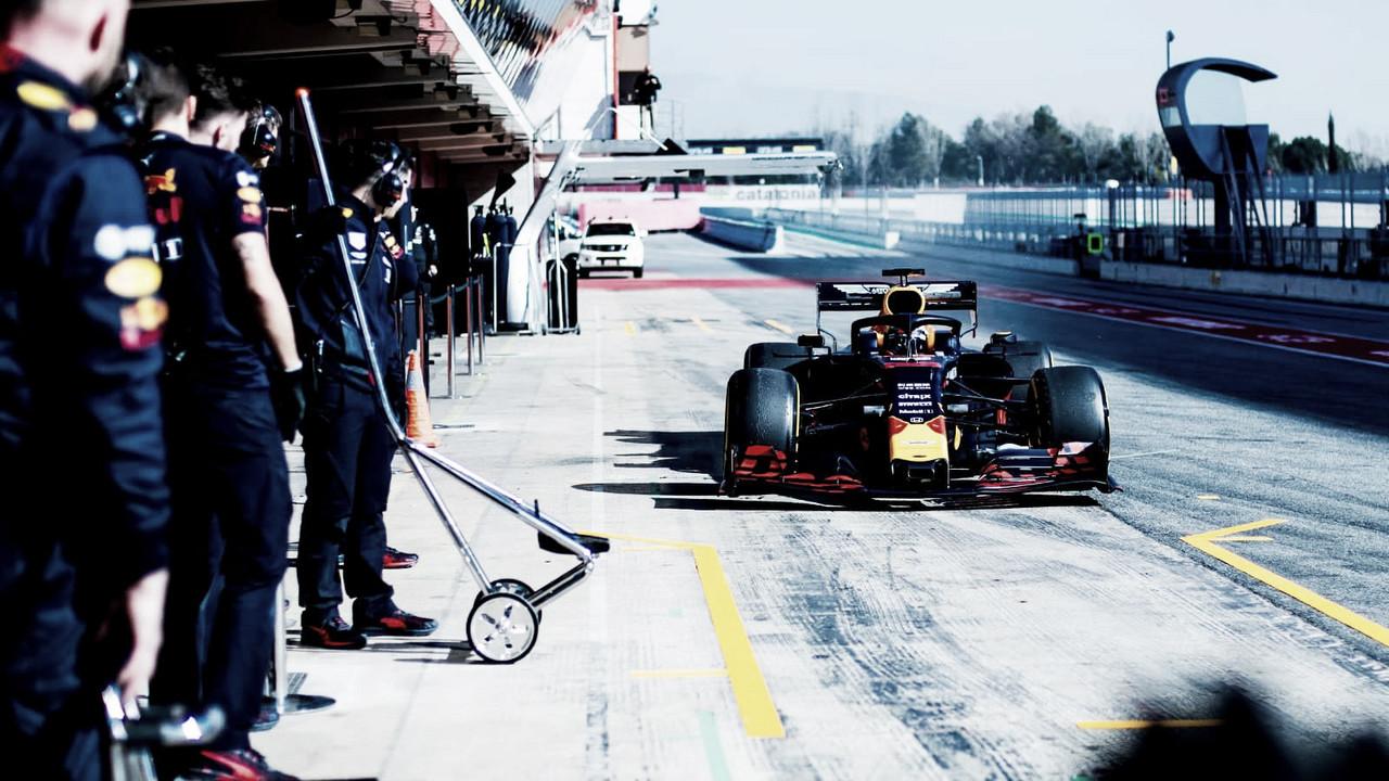 Red Bull presenta sus colores definitivos para este 2019