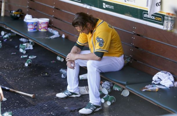 Oakland A's Drop Two of Three Against Seattle Mariners