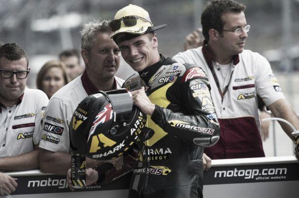 Marc VDS Racing dall'anno prossimo in MotoGP con Scott Redding
