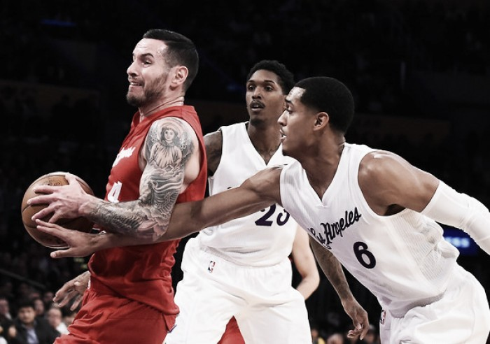 JJ Redick leaves Clippers for $23 million deal in Philadelphia