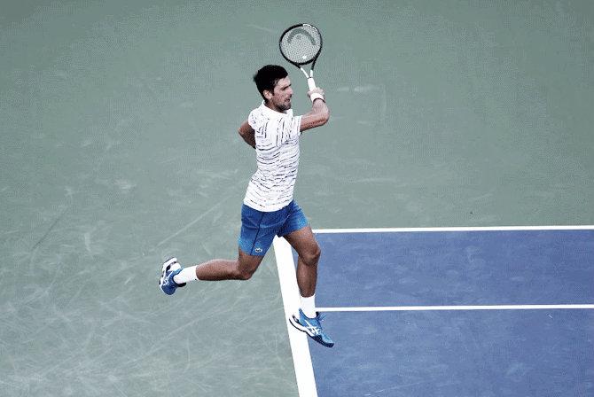 Djokovic volvió y ganó en su debut
