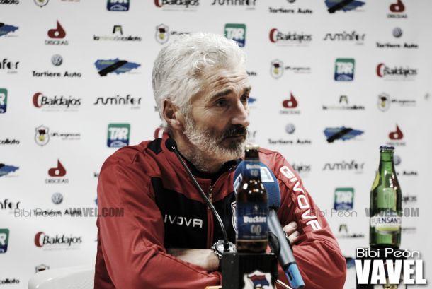 """José Antonio Redondo: """"Ganando daríamos un paso de gigante"""""""