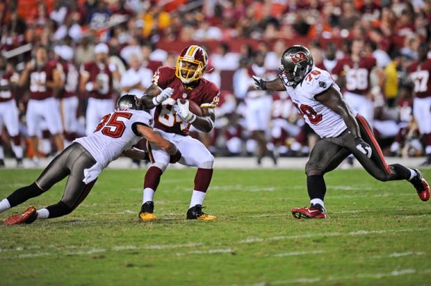Billy Cundiff resolvió con apuros y dio la victoria a los Redskins