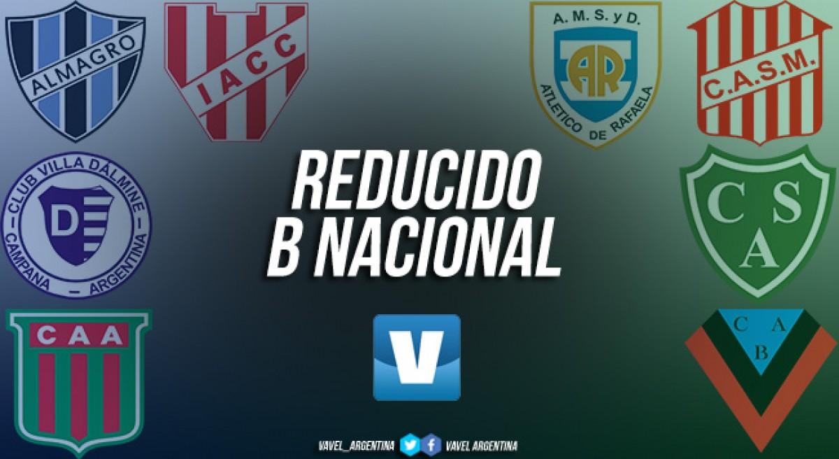 Guía VAVEL Reducido B Nacional: por el segundo boleto a la Superliga