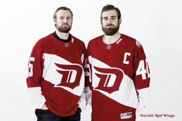 Detroit, Minnesota y Chicago, presentan los jerseys de las Stadium Series