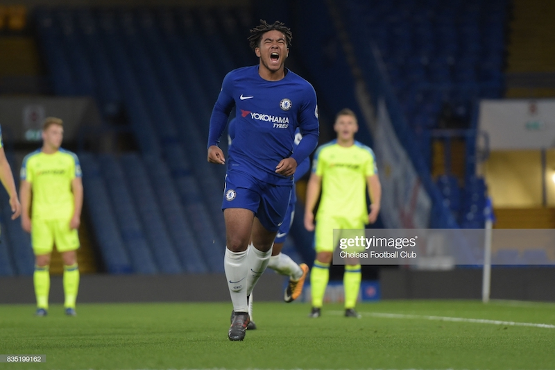 Chelsea reject £20 million Reece James bid from Crystal Palace