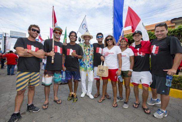 Peruanos arrancan con todo en el Mundial ISA