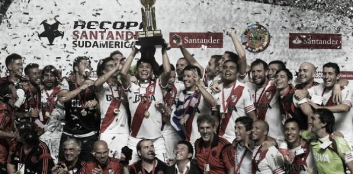 A un año de la Recopa Sudamericana
