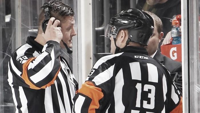La NHL anuncia los cambios de reglas para 2017-18