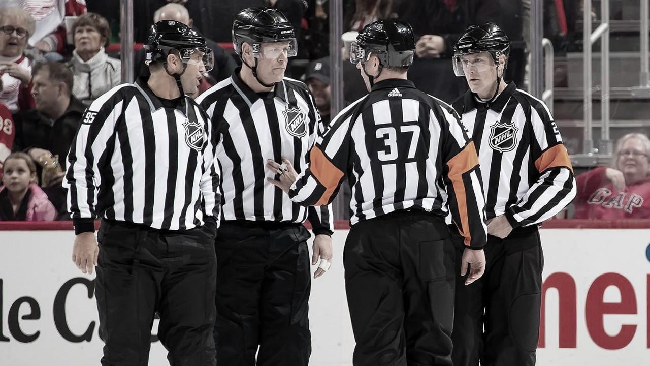 El arbitraje levanta ampollas en los playoff