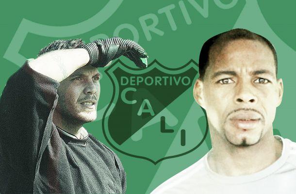 Hernández y Guazá, las nuevas caras del Deportivo Cali